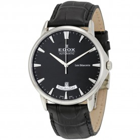 Edox Les Bemonts Day Date...