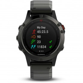 Garmin Fenix 5 Saphir GPS...
