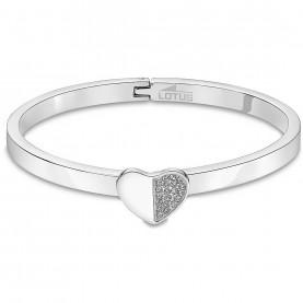 Rigid Woman Bracelet Lotus...