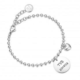 Luca Barra Women's Bracelet...