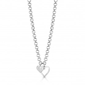 Collana Donna Guess Heart...