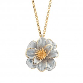 Collier Femme Camelia Or...